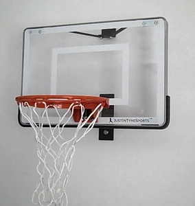 Mini Pro 1.0 Basketball Hoop